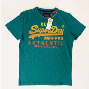 Superdry t shirt size xxl youth or xl mens